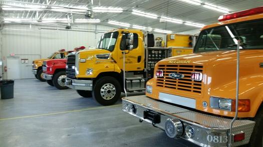 Needham Volunteer Fire Department in Indiana