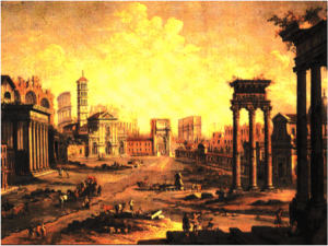 Fire History Rome