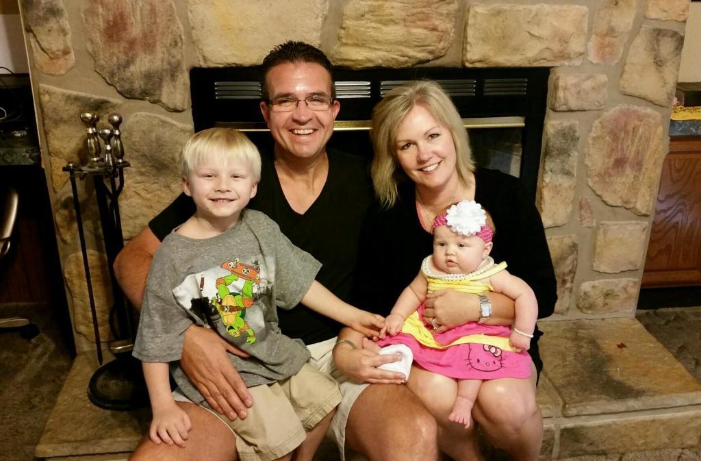 Steve Allison Family Pic