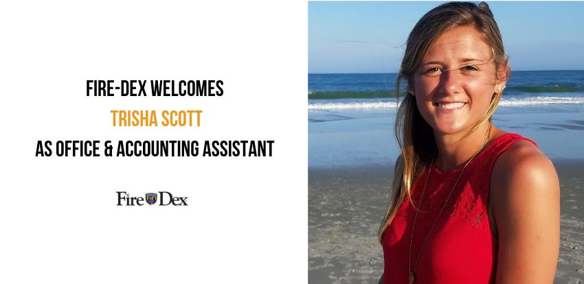 Employee Welcome- Trish Scott