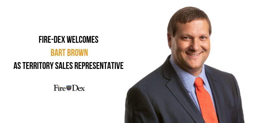 Employee Welcome- Bart Brown